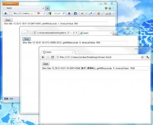 jstimer.html 実行サンプル01